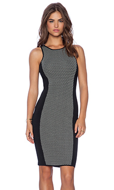 Trina Turk Minka Dress in Black
