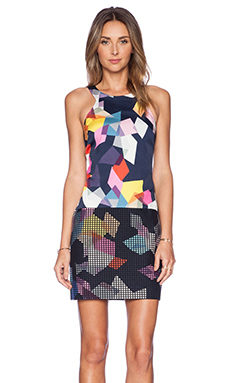 Trina Turk Aptos Dress in Multi