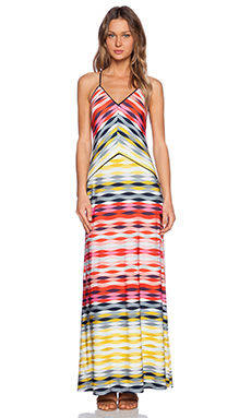 Trina Turk Maiz Dress in Multi