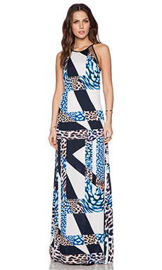 Trina Turk Portia Maxi Dress in Multi