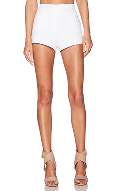 Trina Turk Ricardo Short in True White