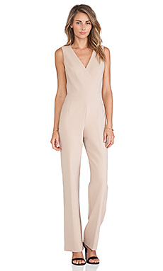 Trina Turk Gianetta Jumpsuit in Camel