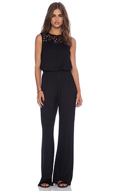 Trina Turk Kimberlina Jumpsuit in Black