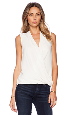 Trina Turk Muriel Top in Ivory
