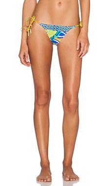 Trina Turk Amazonia Bikini Bottom in Indigo