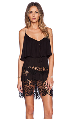 Tt Beach Jemma Dress in Black