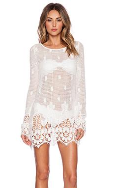 Tt Beach Beau Dress in White