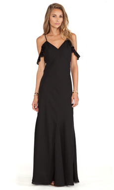 Tularosa Sahara Dress in Black
