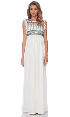 Tularosa x REVOLVE Stella Dress in Ivory