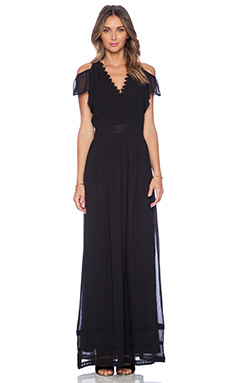 Tularosa Luca Dress in Black