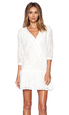 Tularosa Bailey Tunic in Cream