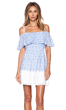Tularosa Eloise Dress in Blue