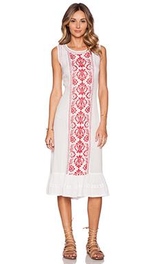 Tularosa Kirsten Dress in White