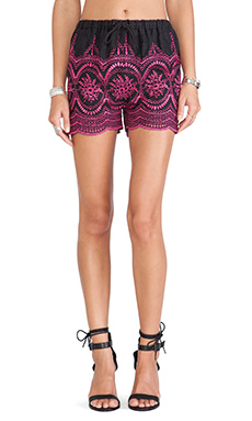 Tularosa Marla Shorts in Black