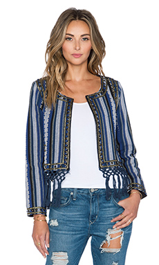 Tularosa Sante Fe Jacket in Navy