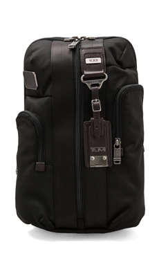 Tumi Alpha Bravo Monterey Sling Backpack in Hickory