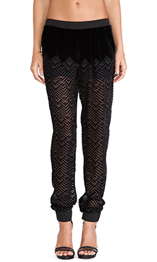 Twelfth Street By Cynthia Vincent Jogger Pants in Black