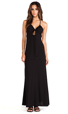 Tysa South Pacific Dress in Black