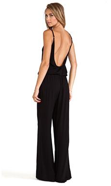 Tysa Perle Jumpsuit in Black