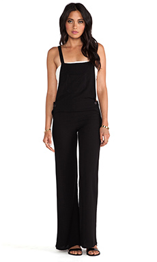 Tysa Overalls in Black
