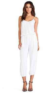 Tysa Claudette Jumpsuit in White