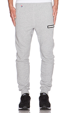 Undefeated Sport Sweatpant in Grey Heather