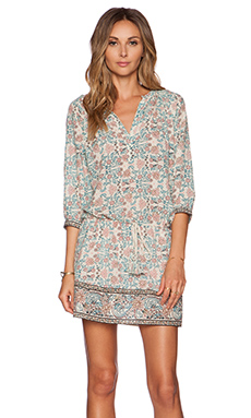Ulla Johnson Jaipur Dress in Light Floral