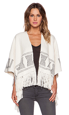 Ulla Johnson Cusco Wrap in Claro