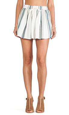 Ulla Johnson Blade Skirt in Mer