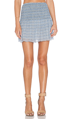 Ulla Johnson Kenza Skirt in Mosaic