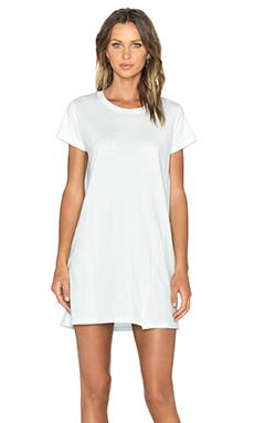une Tara Tee Shirt Dress in Mint