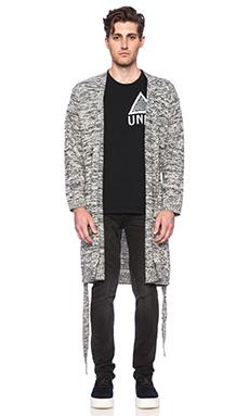 UNIF Sick Day Robe in Grey