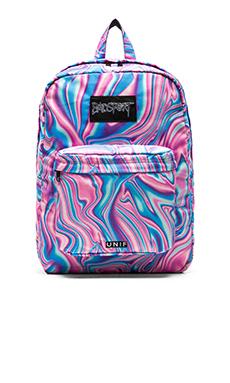 UNIF Badsport Backpack in Pink Melt