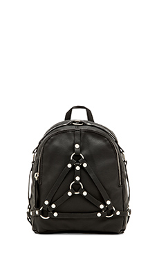 UNIF Bound Mini Backpack in Black
