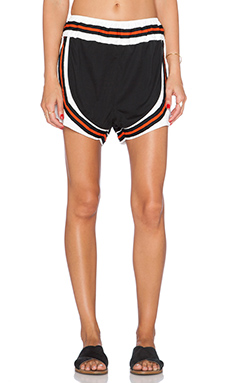 UNIF Guard Short in Black