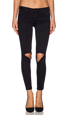 UNIF Push Jeans in Black