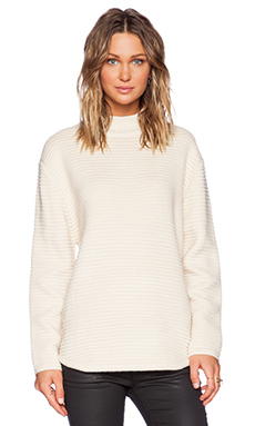UNIF Bobbie Sweater in Cream