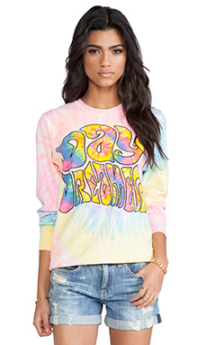 UNIF Daydreamer Sweatshirt in Multi