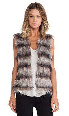 Unreal Fur The Ice Breaker Vest in Multi