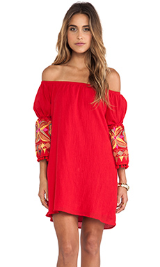 VAVA by Joy Han Carla Dress in Red