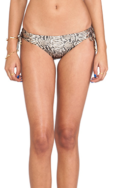 vitamin A Ava Corset Hipster Bottoms in Python