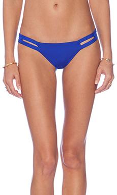 vitamin A Neutra Bikini Bottom in Klein Blue Ecolux