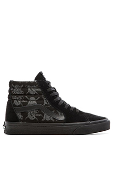 Vans SK8 Hi en Dark Side Darth Storm