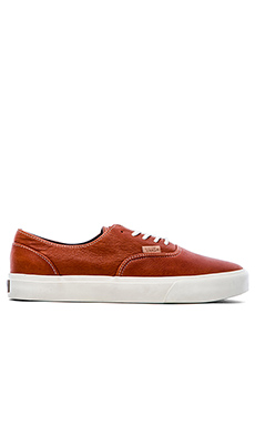 Vans California Era Decon in Boot Leather Henna