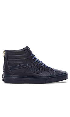 Vans Califonia Sk8 Hi Zip en Dress Blues