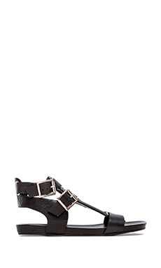 Vince Camuto Pixie Sandal in Black