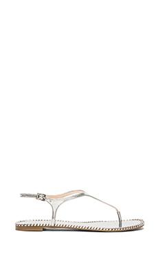 Vince Camuto Adrelin Sandals in Silver Gleam