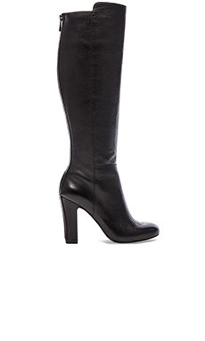 Vince Camuto Carleen Boot in Black Leather