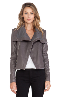 VEDA Max Classic Jacket in Cement