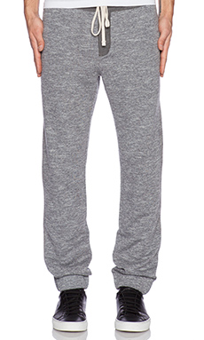 Velvet by Graham & Spencer Cannon Sweatpants in Charcoal